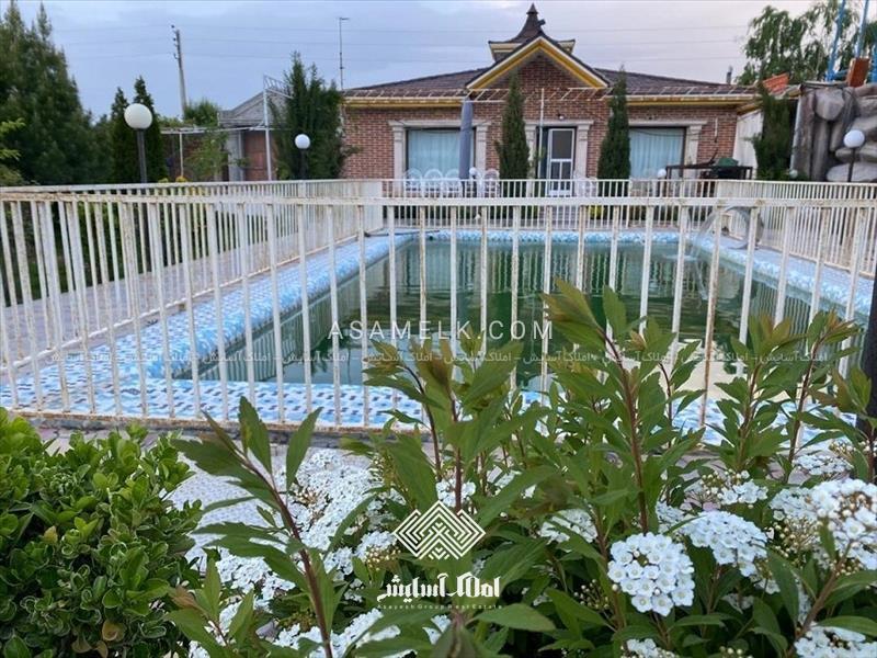 باغ ويلاي 2400 متري در يوسف آباد صفادشت